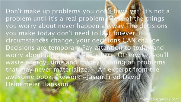 Quotes About Money Problems