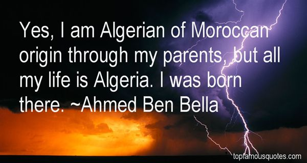 Quotes About Moroccan