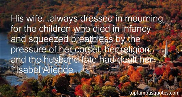 Quotes About Mourning