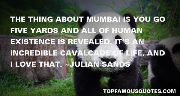 Quotes About Mumbai Life