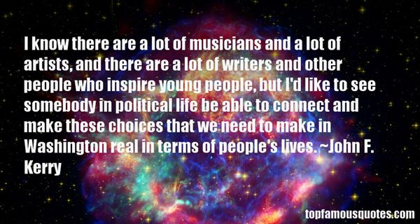 Quotes About Musicians Life