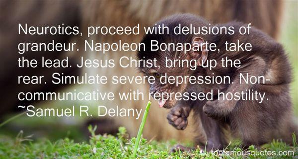 Quotes About Napoleon Bonaparte