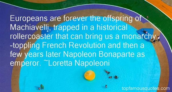 Quotes About Napoleon Bonaparte