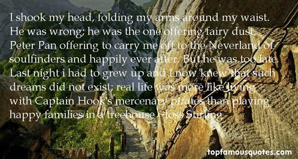 Quotes About Neverland