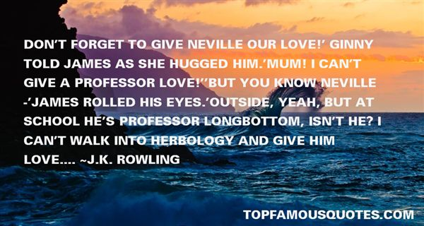 Quotes About Neville Longbottom