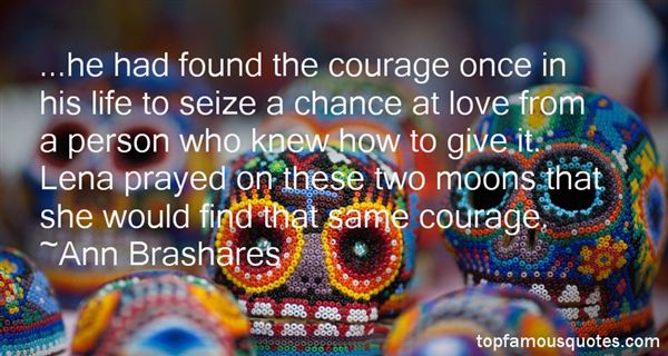 Quotes About New Moons