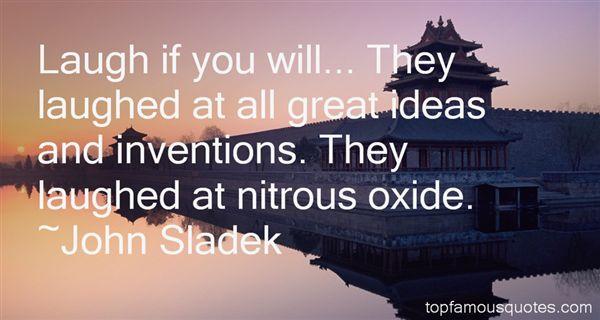 Quotes About Nitrous