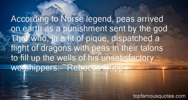 Quotes About Norse