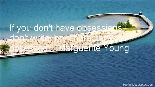 Quotes About Obsessions