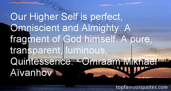 Quotes About Omniscient