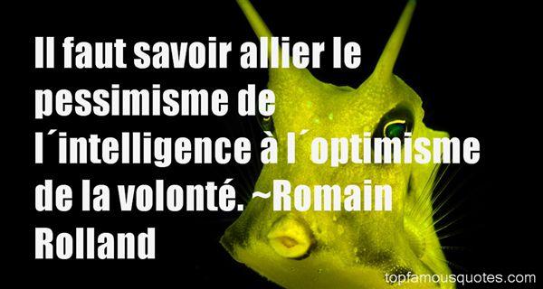 Quotes About Optimisme