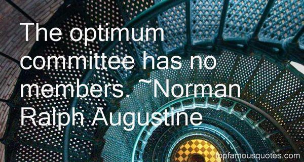 Quotes About Optimum