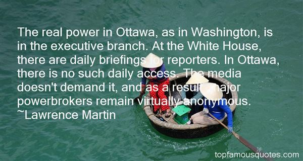 Quotes About Ottawa