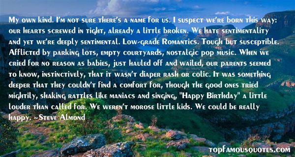 Quotes About Own Birthday