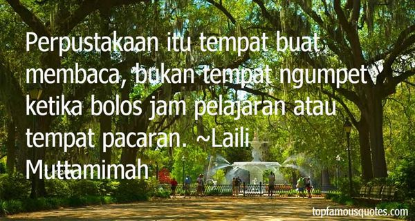Quotes About Pacaran