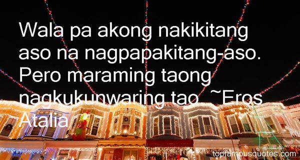 Quotes About Pakitang Tao