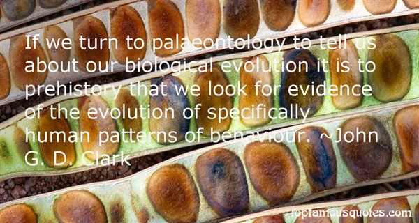 Quotes About Palaeontology