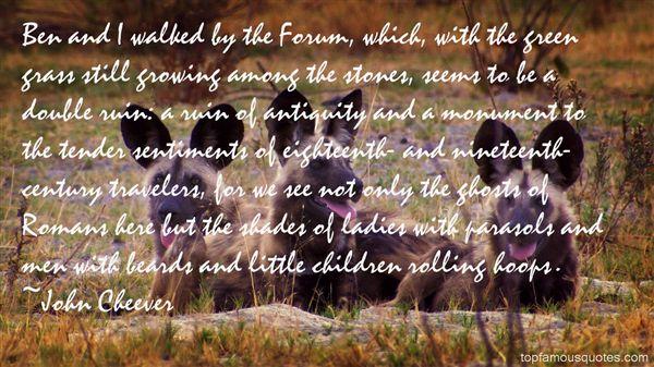 Quotes About Parasols