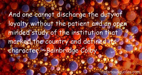 Quotes About Patient
