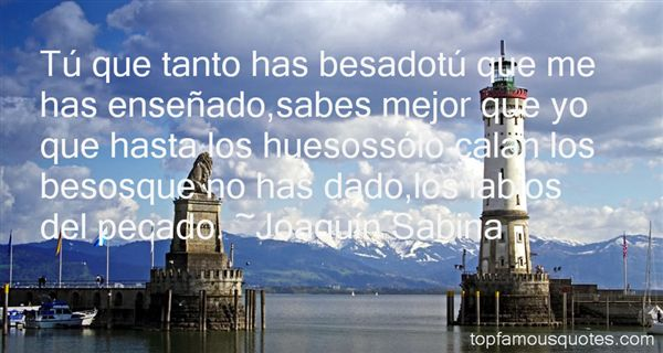 Quotes About Pecado