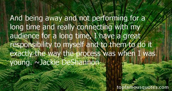 Quotes About Performing For An Audience