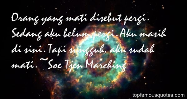 Quotes About Pergi