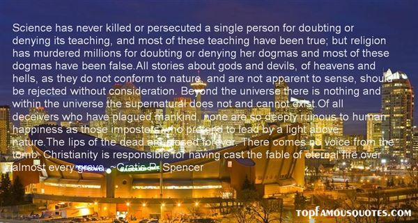 Quotes About Persecuted