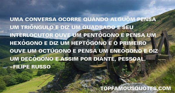 Quotes About Pessoal