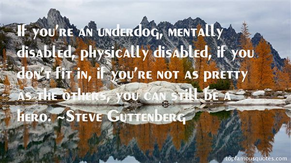 Quotes About Physically Disabled
