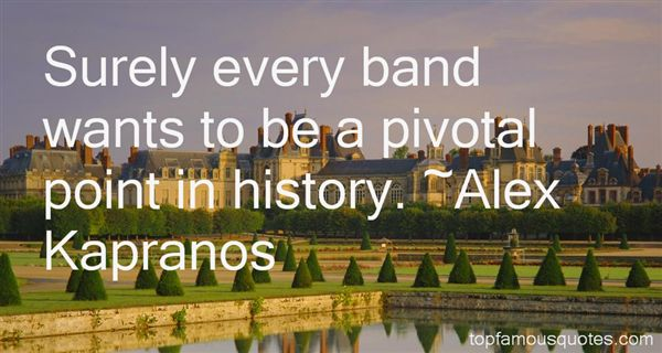 Quotes About Pivotal