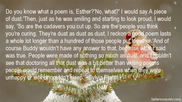 Quotes About Poem Writing
