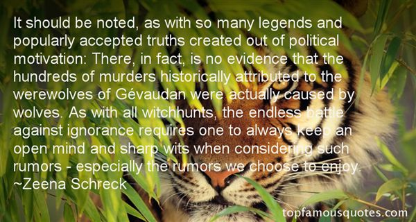 Quotes About Political Murders