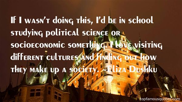 Quotes About Political Science