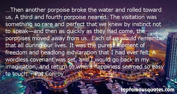 Quotes About Porpoises