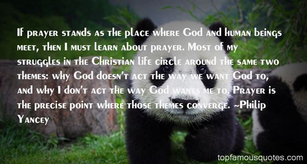 Quotes About Prayer Christian