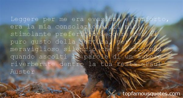 Quotes About Prefer
