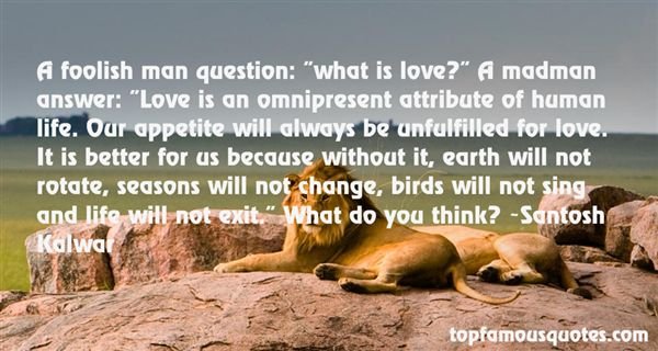 Quotes About Present Love