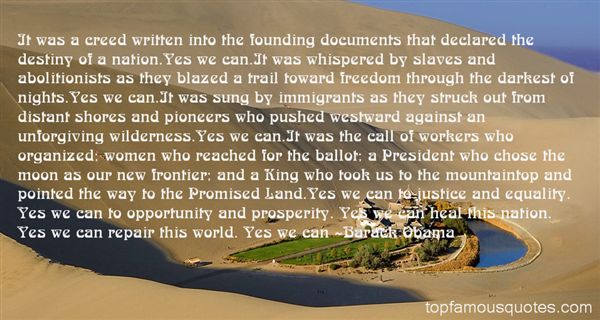 Quotes About Presiden