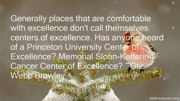 Quotes About Princeton