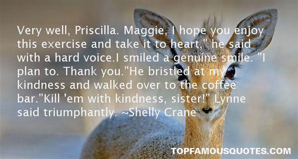 Quotes About Priscilla