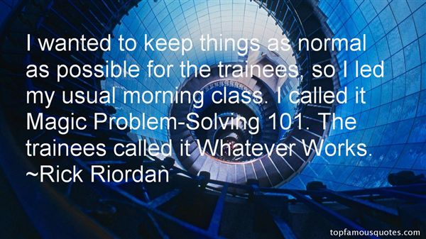 Quotes About Problem Solving At Work