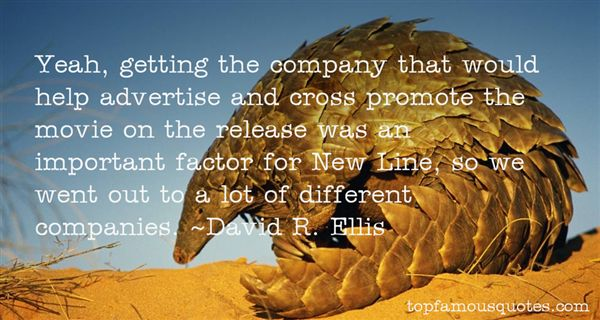 Quotes About Promote