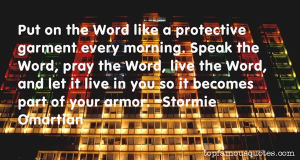 Quotes About Protective