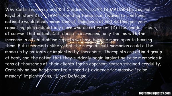 Quotes About Psychohistory