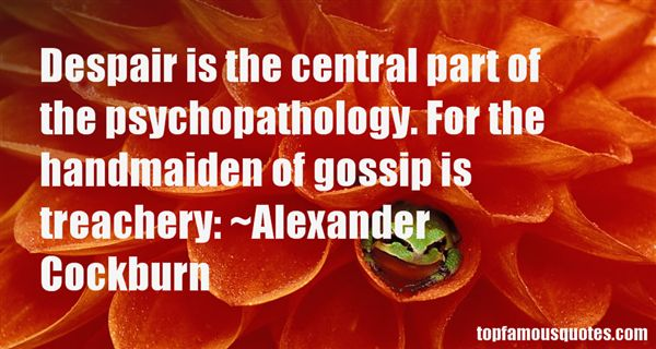 Quotes About Psychopathology