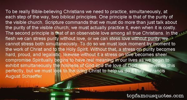 Quotes About Purity Christian