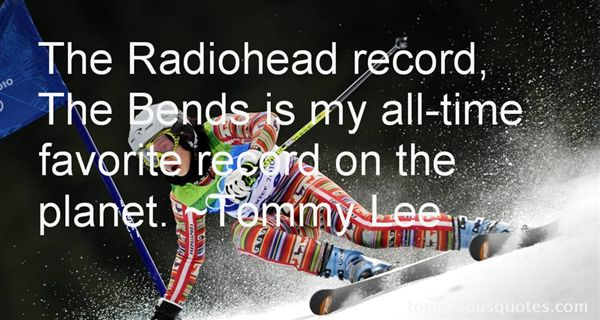 Quotes About Radiohead