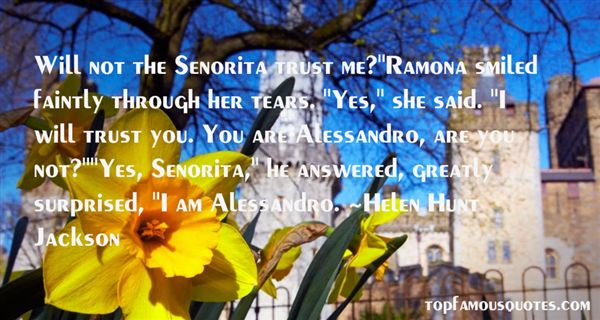 Quotes About Ramona