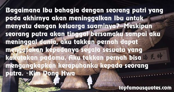 Quotes About Rapuh