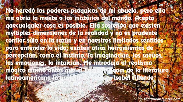 Quotes About Realismo
